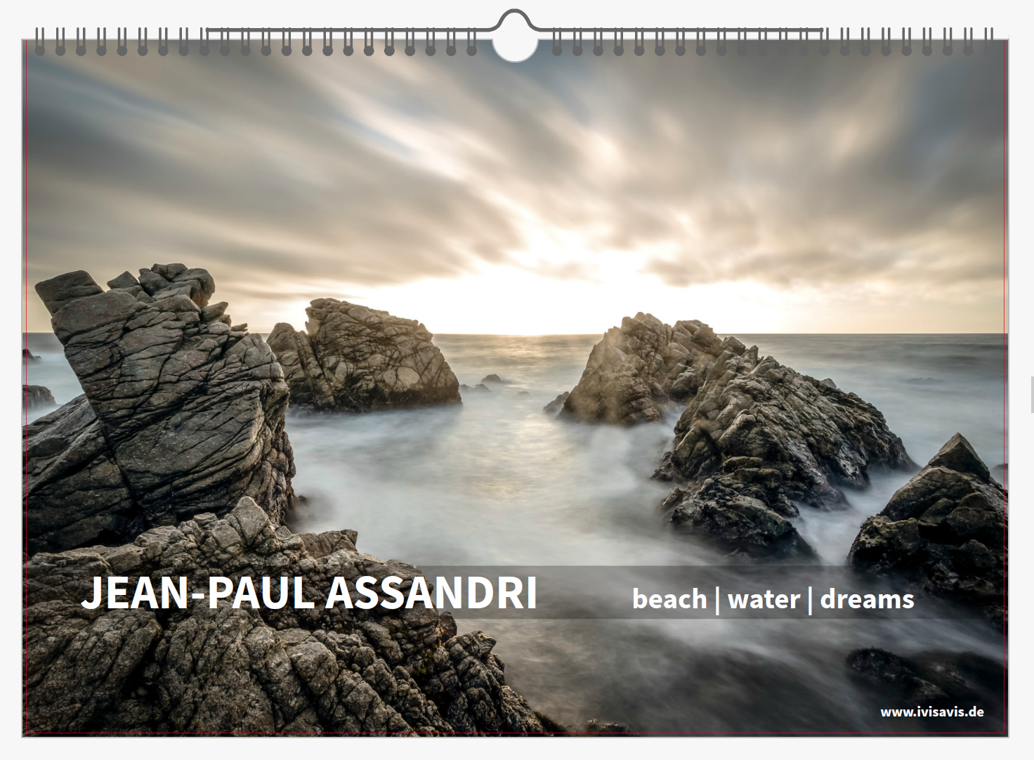 beach | water | dreams - Kalender für 2019