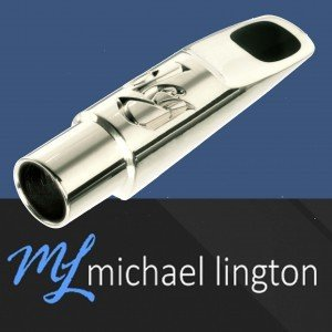 The Official Michael Lington Alto Mouthpiece by Oleg