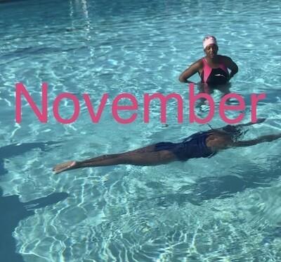 November Monday Beginner's II Camp 12 PM - 1:30 PM