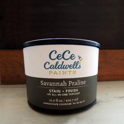 Savannah Praline Stain + Finish 16.9 oz.