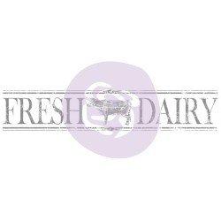 IOD Decor transfers-Fresh Diary