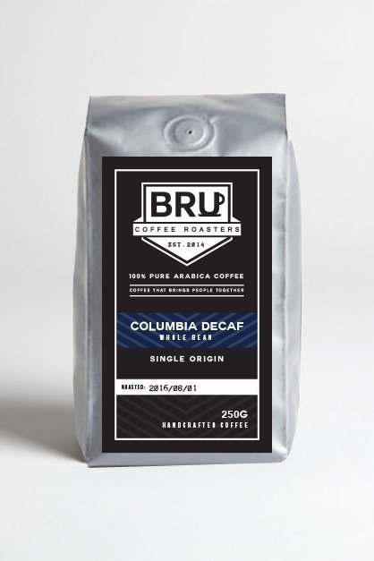Decaf (CO2) Columbia