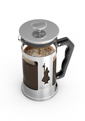 Bialetti French Press Elegance Coffee Plunger - 3 cup - 350ml
