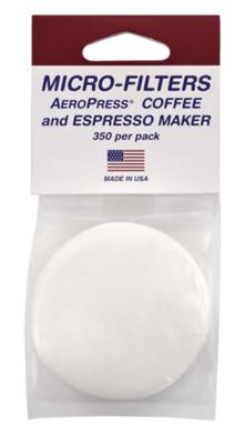 AeroPress Bleach Filter Paper Pack