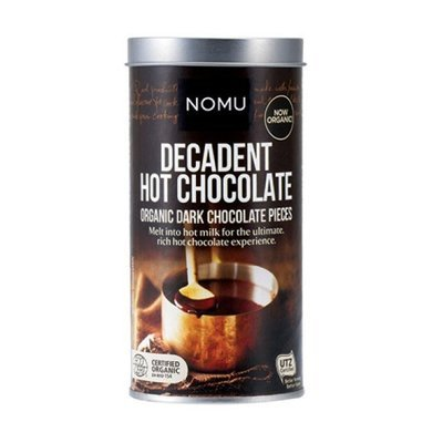 NOMU Decadent Hot Chocolate