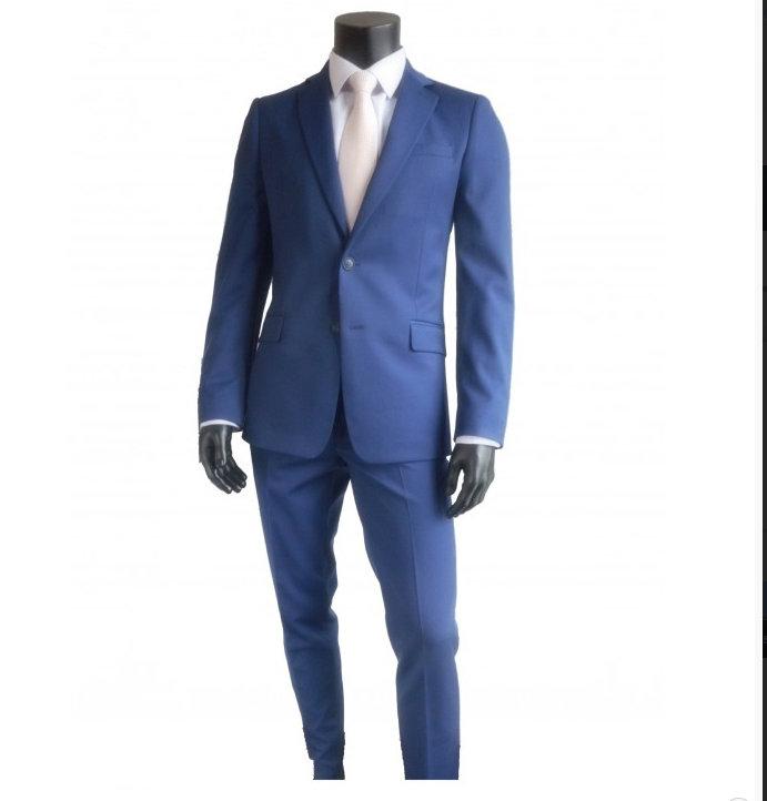 Kostuum kobalt 2013