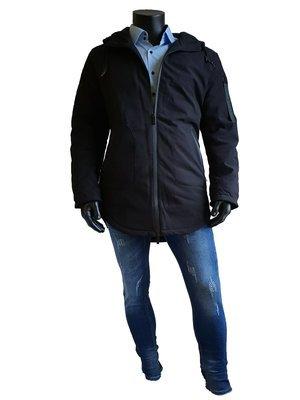 Heren jas driekwart