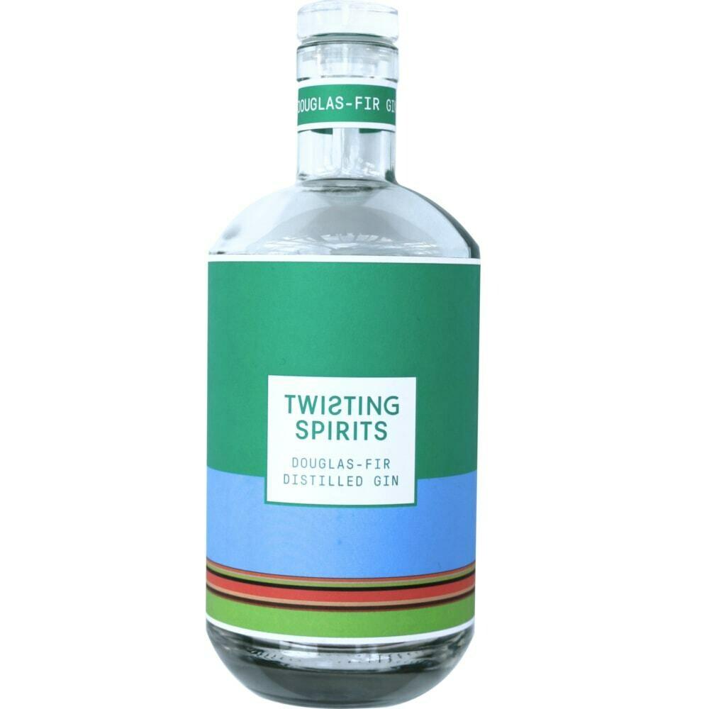 Douglas-Fir Distilled Gin 41.5% ABV 70cl