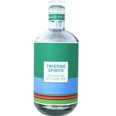 Douglas-Fir Distilled Gin 41.5% ABV 70cl TS-G-DF-70