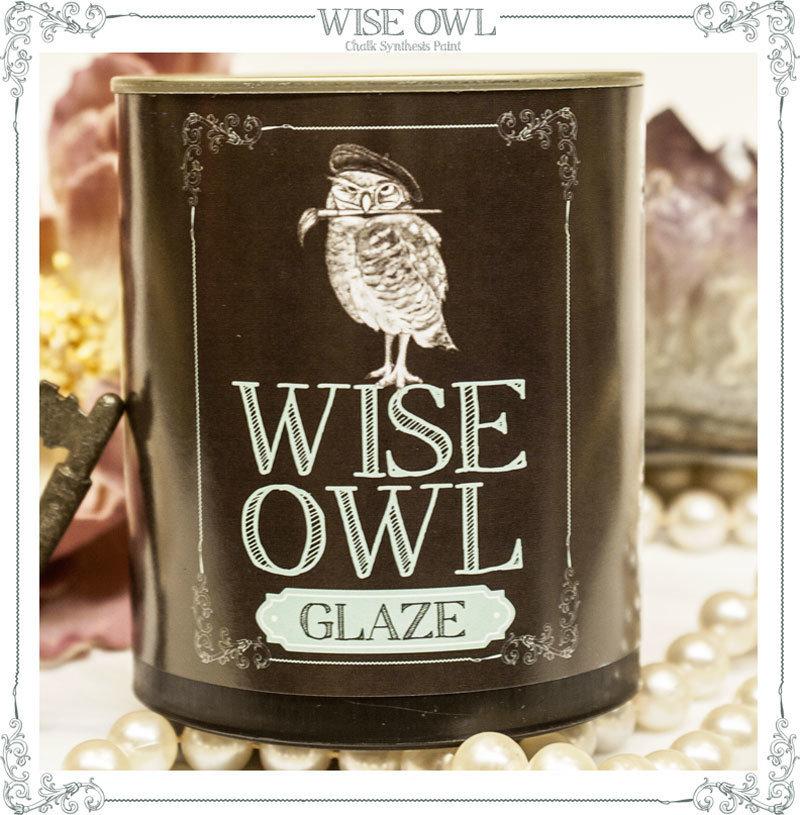 Wise Owl Glaze              {Pint}**Free-Shipping** 008