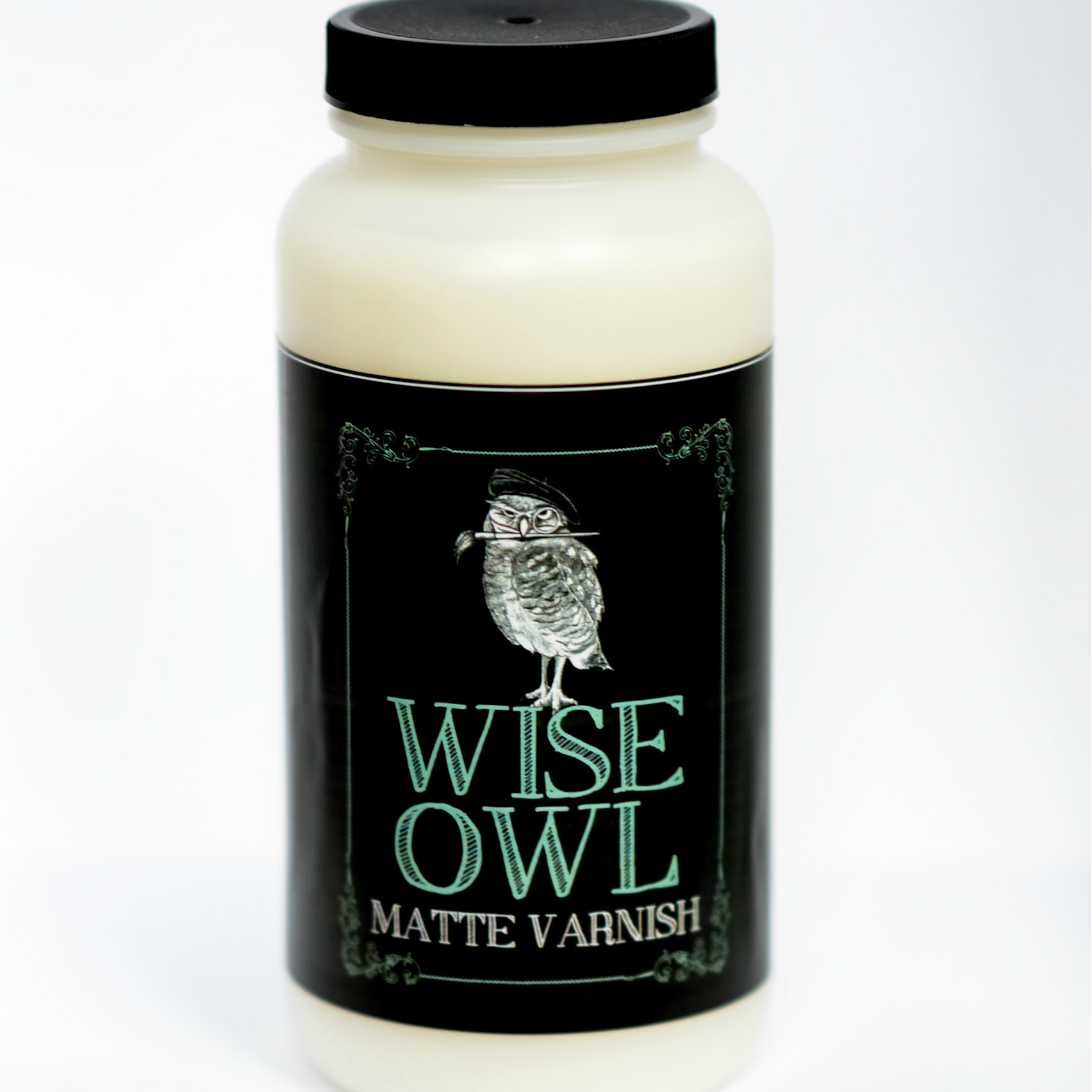 Wise Owl Varnish [Pint] 004