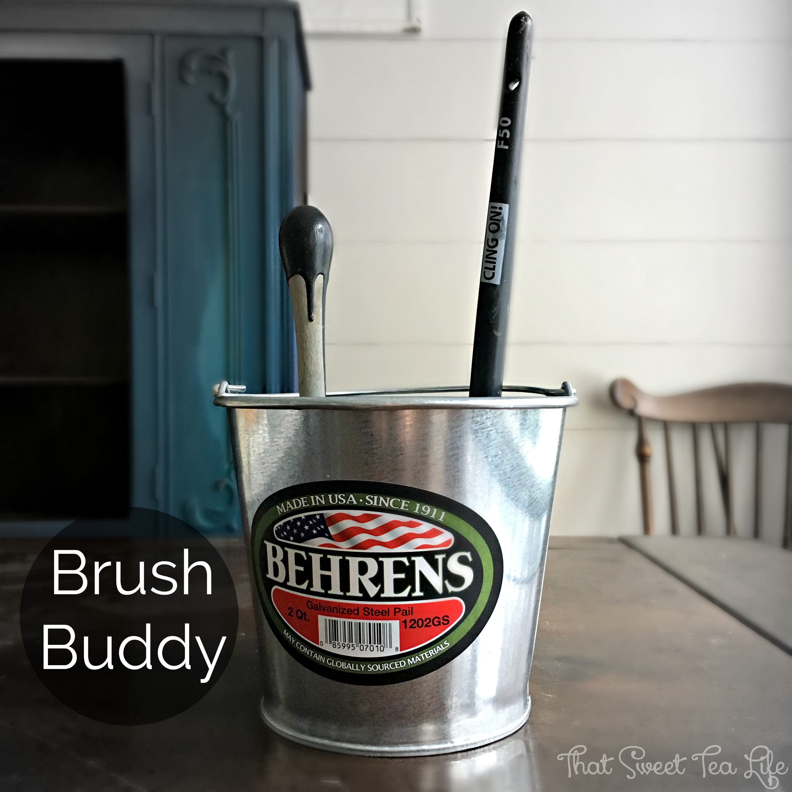 Brush Buddy ClingOnBB