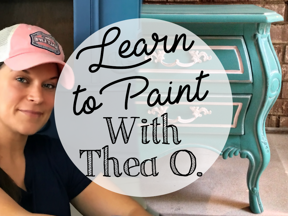 Learn to Paint with Thea! 999