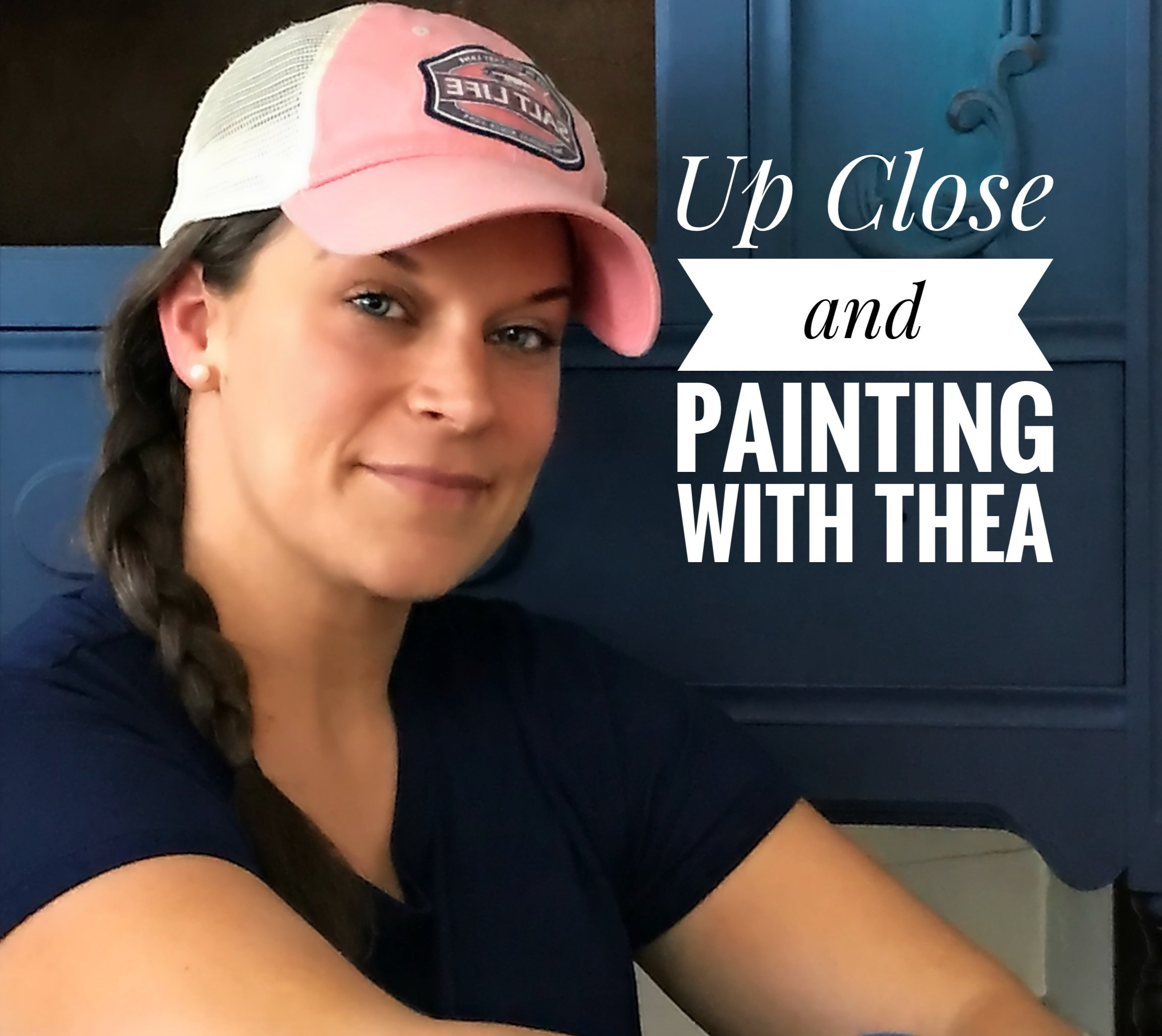 Up Close and Painting LIVE! 999