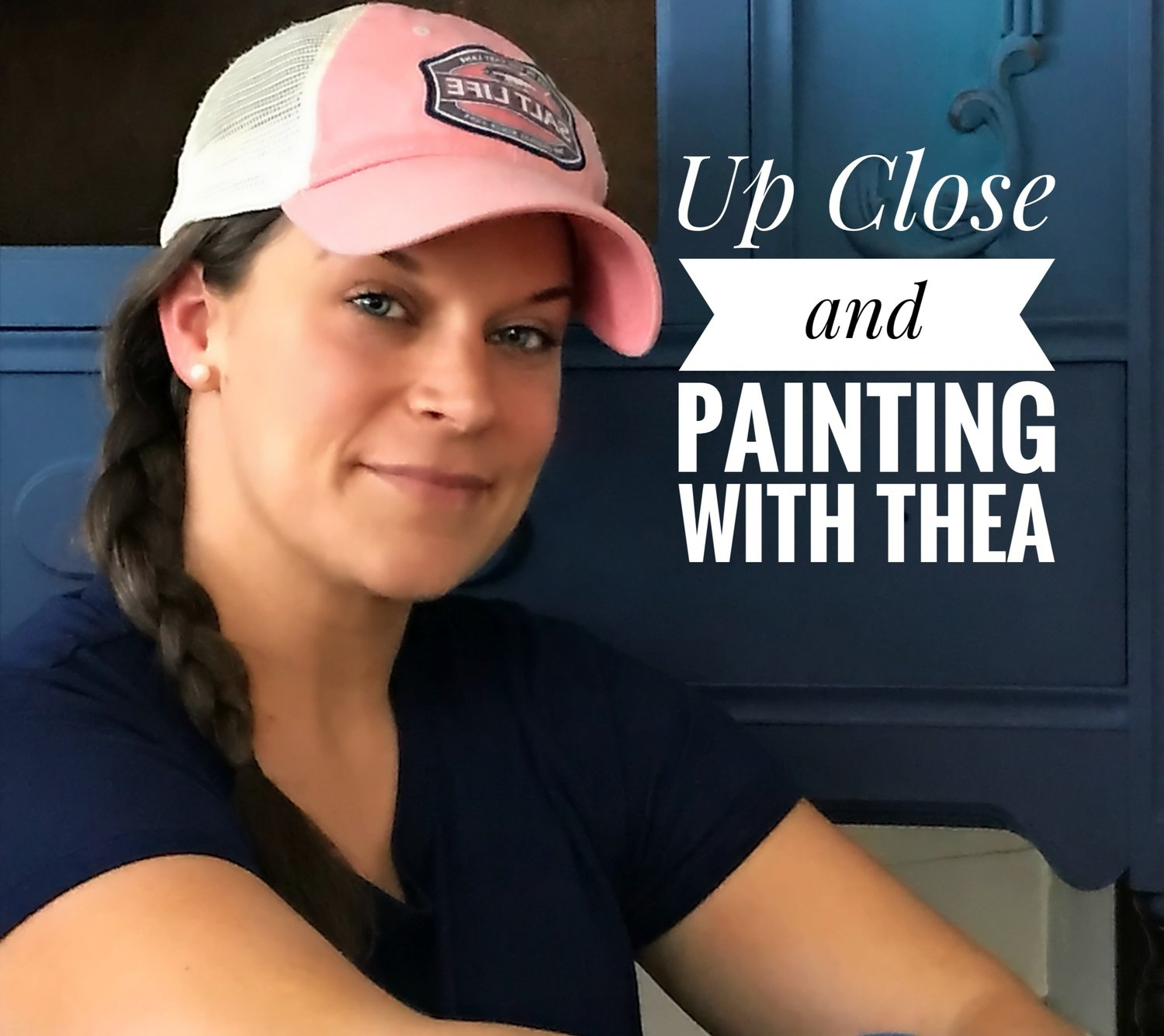 Up Close and Painting LIVE!