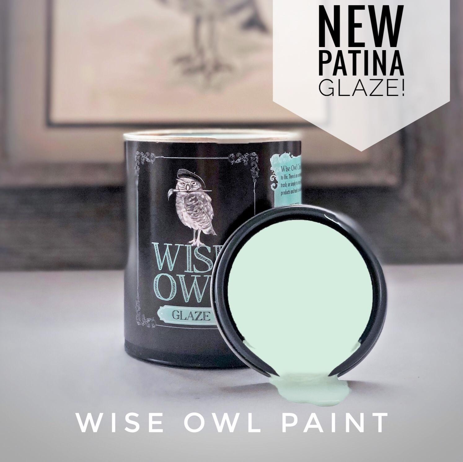 Wise Owl Glaze GLAZE
