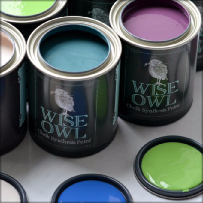 Wise Owl Chalk Synthesis Paint [Pint]