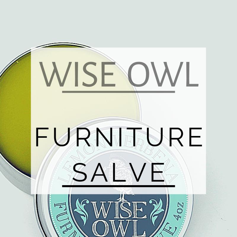 Furniture Salve  8oz SALVE8