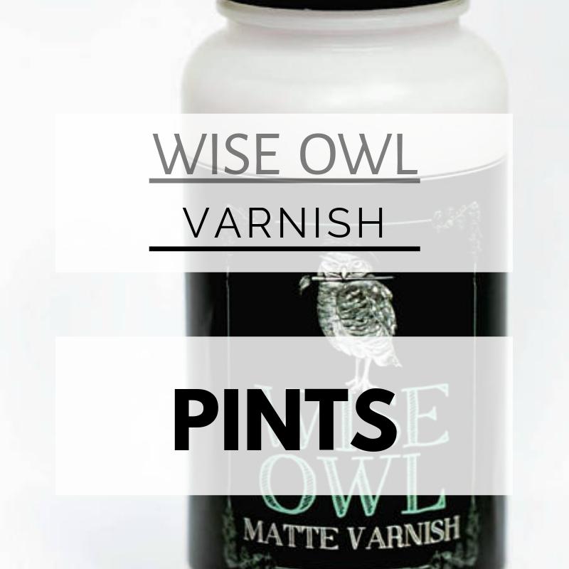 Wise Owl Varnish [Pint] 004