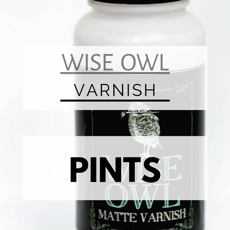 Wise Owl Varnish [Pint]