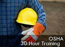OSHA 30 Construction (This is an instructor supported on-line course) Instructor: Kevin Kelley