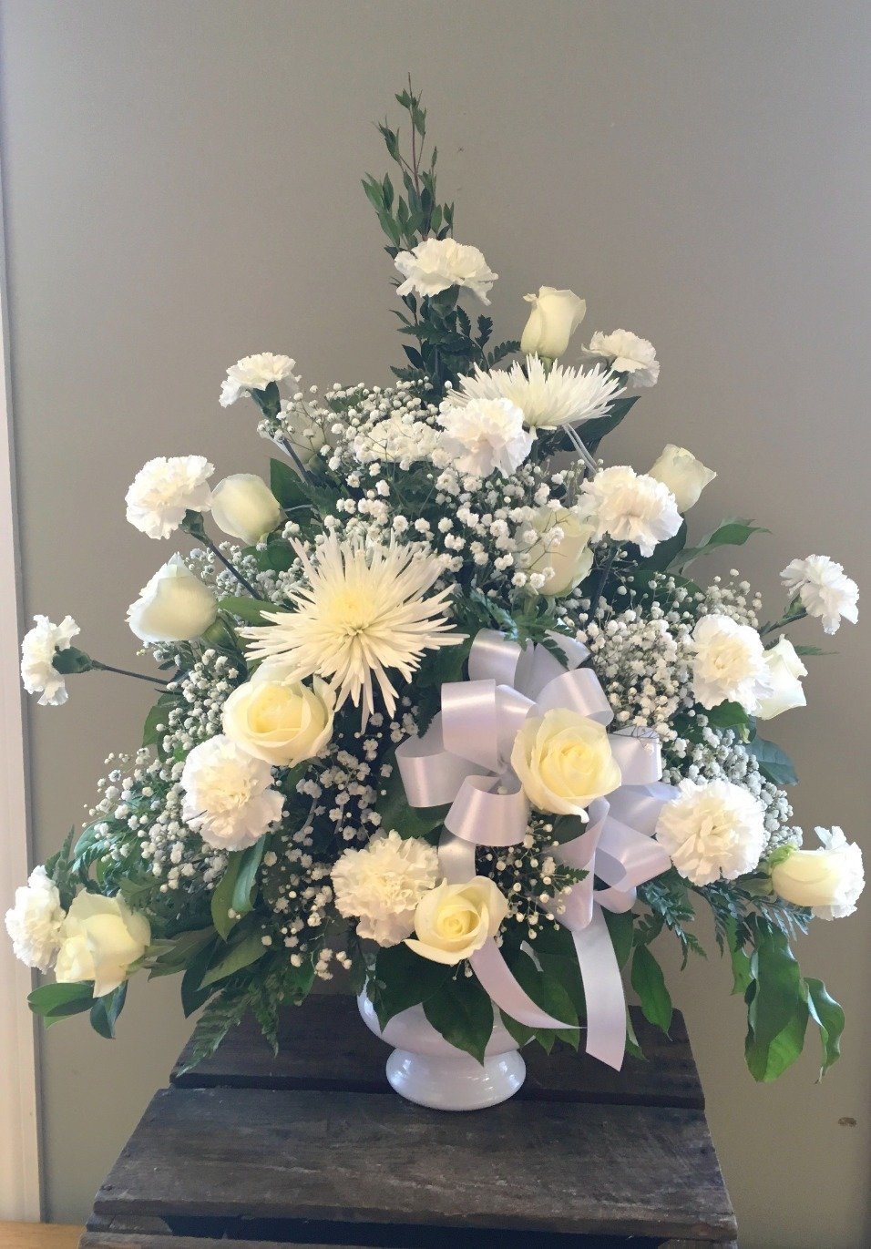 Sympathy Florist Bedford The Loving Touch Flower And Gift Shop
