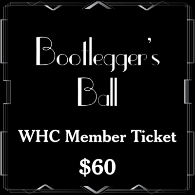 Fall Gala Tickets - WHC Members