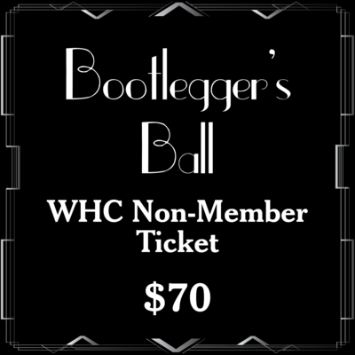 Fall Gala Tickets - Non-Member