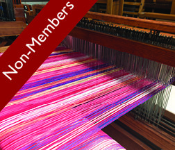 Private Lessons: Weaving I (Non-Members) 00019