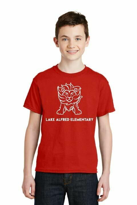 LAE Youth Logo Tee