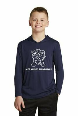 Competitor Lightweight Youth Hooded Pullover