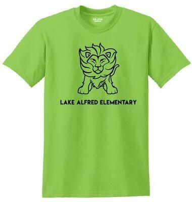 LAE Adult Field Trip Tee