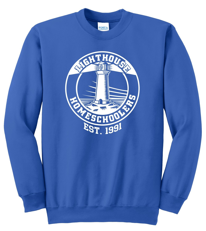 Port & Company® - Essential Fleece Crewneck Sweatshirt