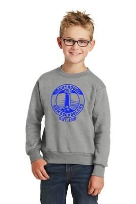 Port & Company® - Youth Core Fleece Crewneck Sweatshirt