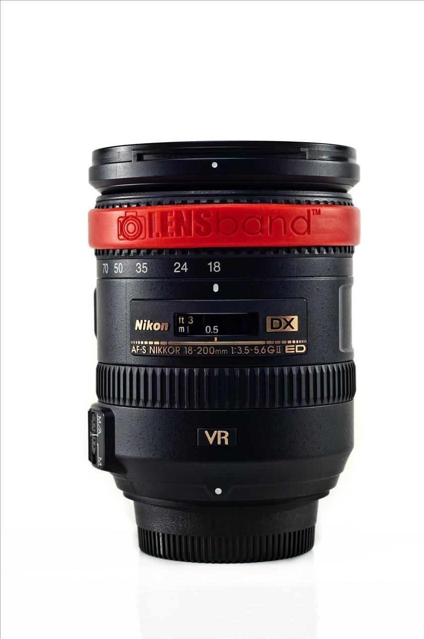 Red-Standard  (fits DSLR Lenses) Sku: 628586557949