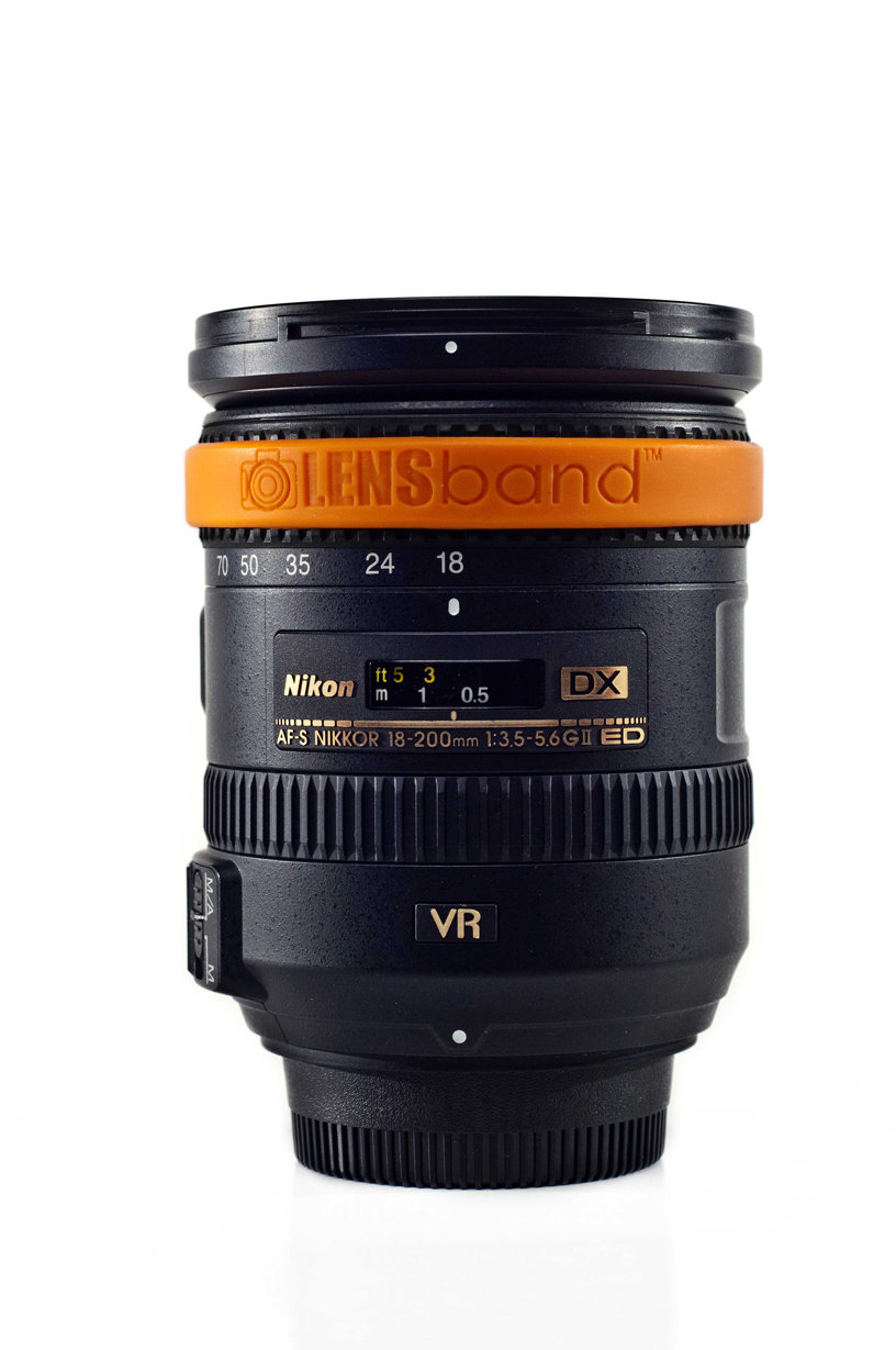 Orange-Standard  (fits DSLR Lenses) Sku: 628586850316
