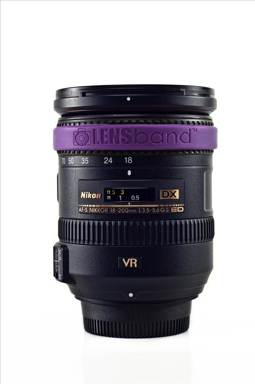 Purple-Standard  (fits DSLR Lenses) Sku: 628586850323