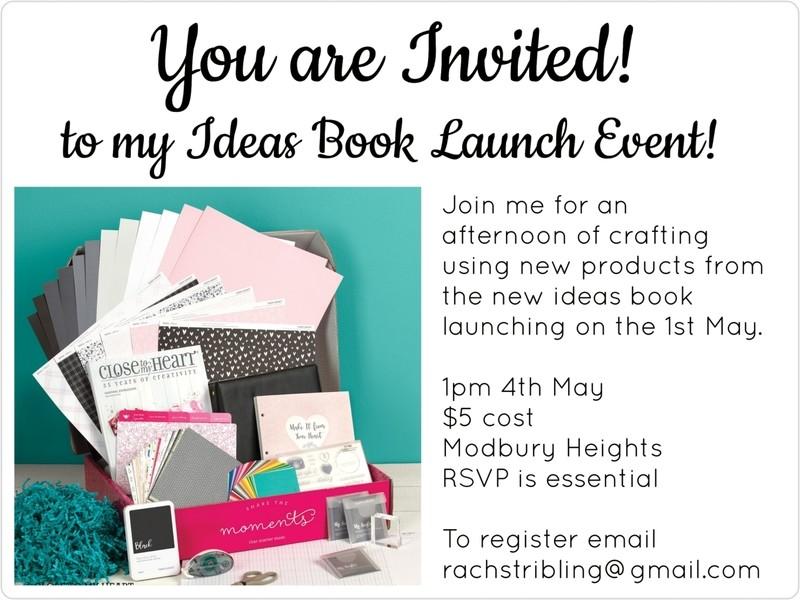Launch event Sat 4th May 1pm