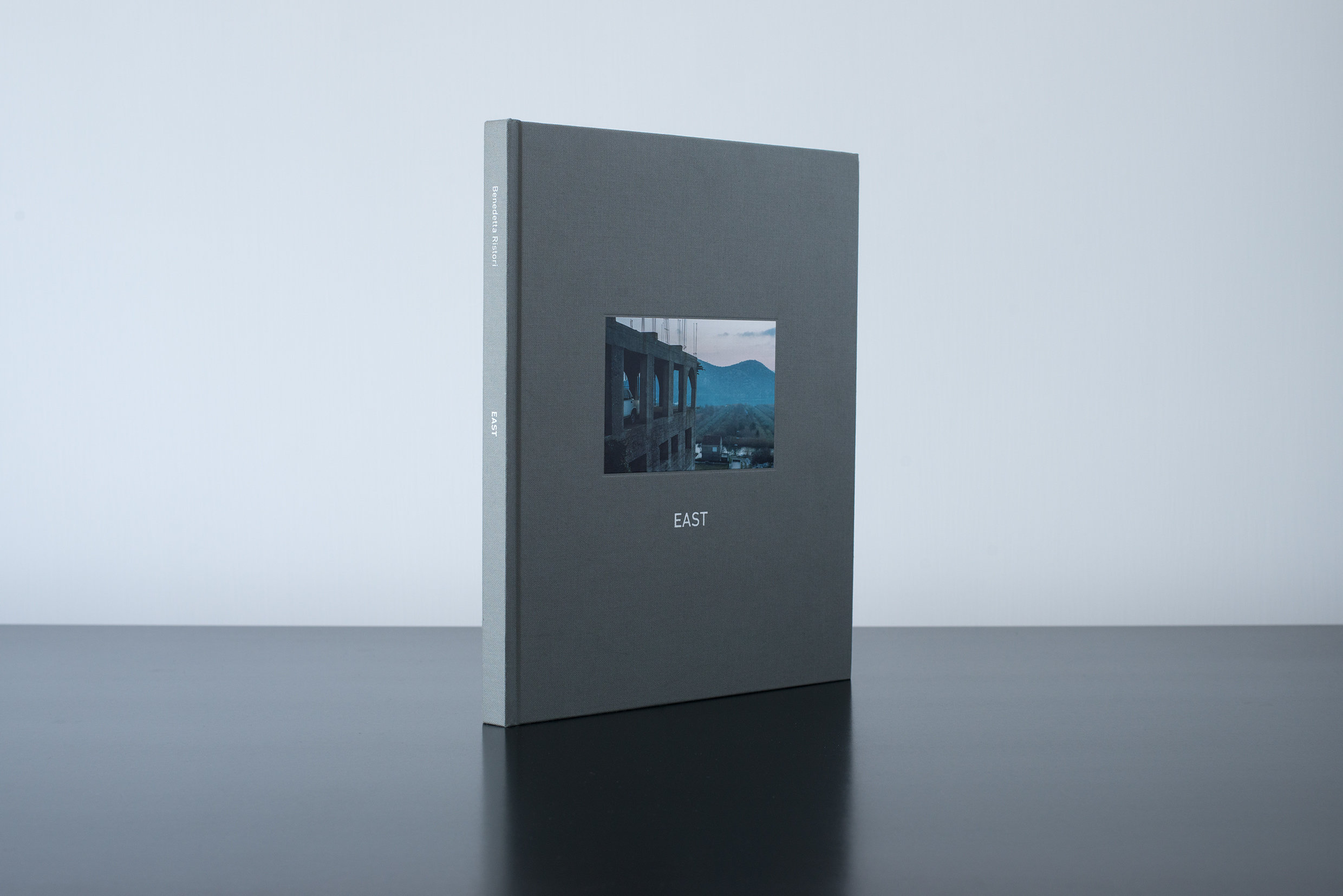East - The book