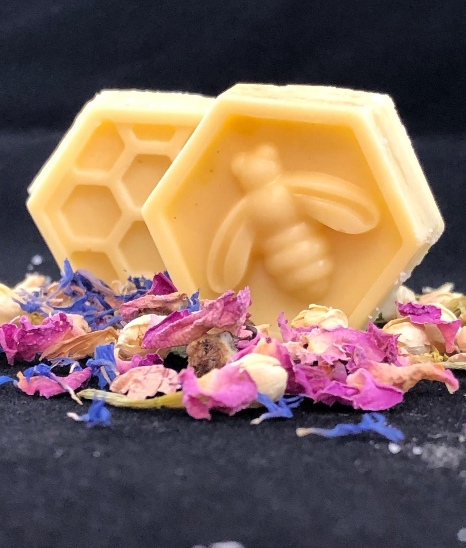 Beeswax Lotion Bars