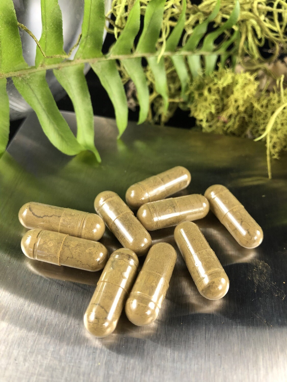 10% Ultra Enhanced Maeng Da Kratom Capsules