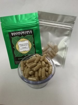 20% Enhanced Maeng Da Kratom Capsules