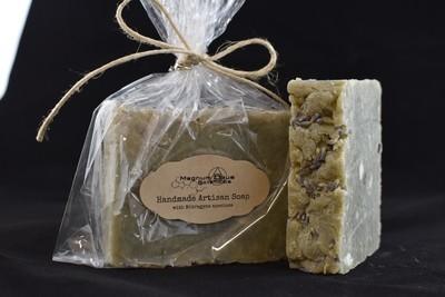 Natural Handmade Artisan Soap - Rosemary Lavender