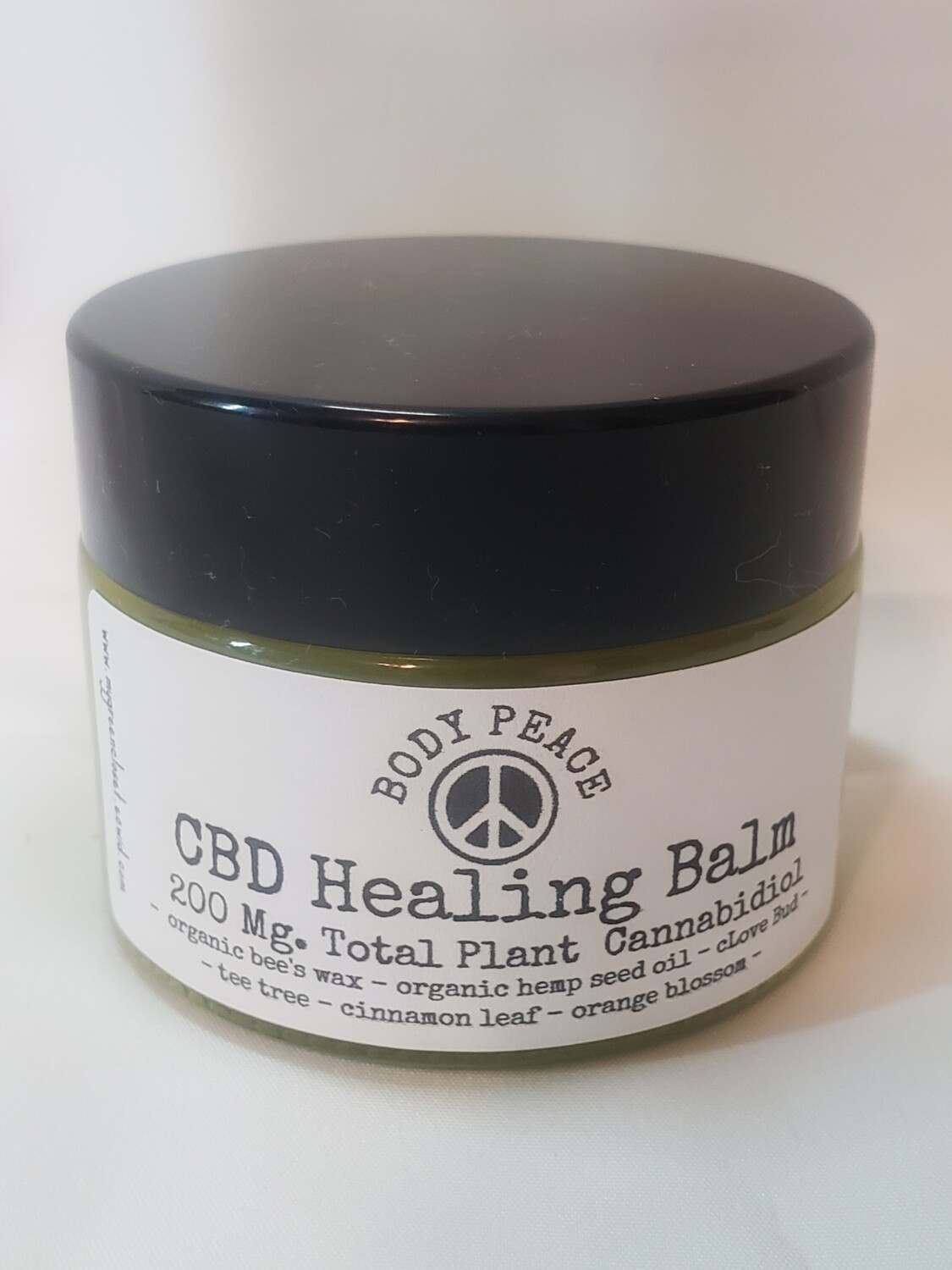 200mg Total Plant CBD Healing Salve  * voted #1 in Pain Relieving topicals *my
