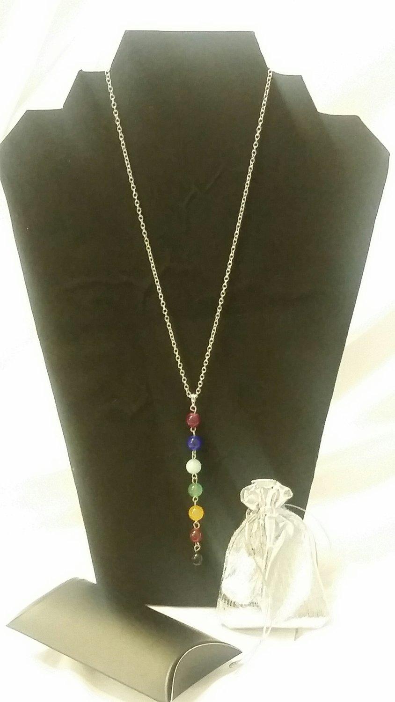 Chakra Beads Necklace