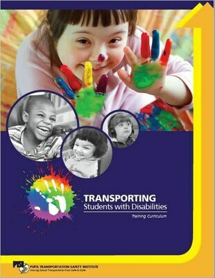 Transporting Students with Special Needs Participant Manual