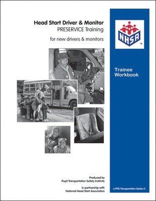 Head Start PRE-SERVICE Driver & Monitor WORKBOOK
