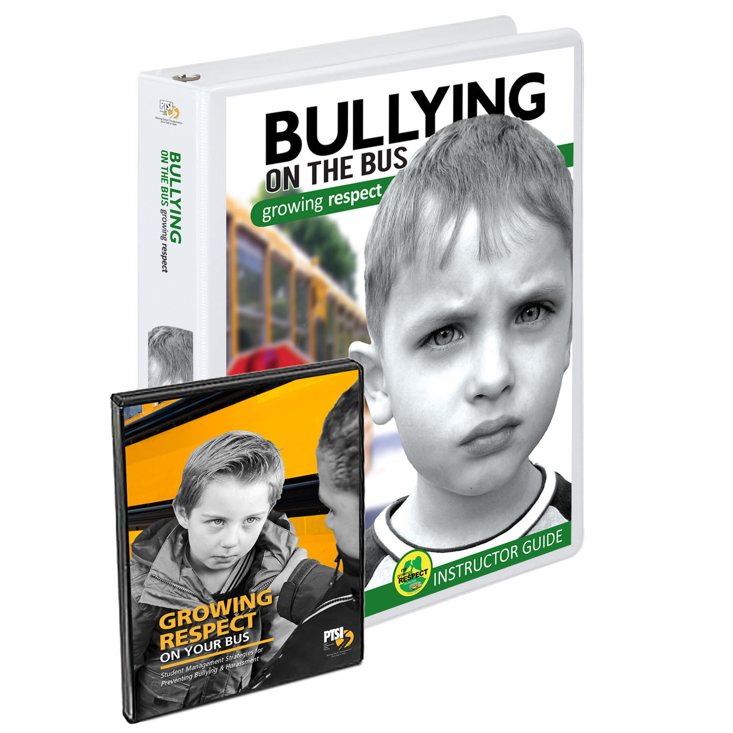 Bullying on the Bus – Growing Respect – Inservice Training Curriculum 1050