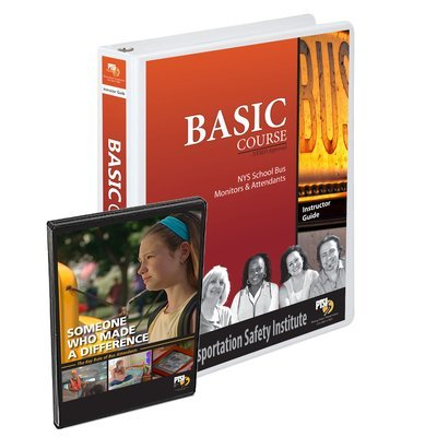 NYS Bus Attendant/Monitor Basic Training Curriculum Package