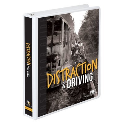 Distraction & Driving Training Curriculum